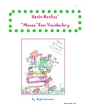 """Kevin Henkes """"Mouse Books"""" Vocabulary"""