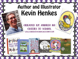 Kevin Henkes QR Code Read Aloud Bookmarks