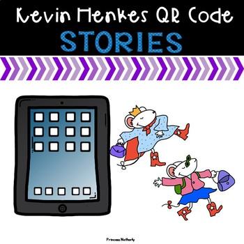 Kevin Henkes QR Code Listening Station