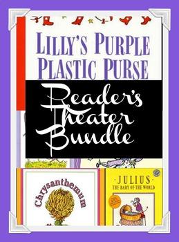 Kevin Henkes Reader's Theater Bundle
