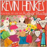 Kevin Henkes Author Study Bundle