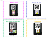 Kevin Henkes Reading and Listening QR Code Activity - Safe Share