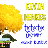 Kevin Henkes TicTacToe Choice Board Bundle