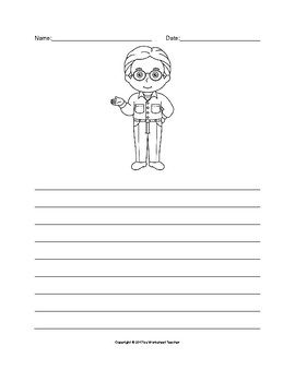 Kevin Henkes Writing Paper Set