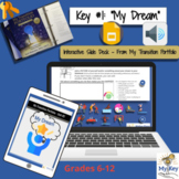 Key #1: My Dream -  Interactive Google Slides for IEP Tran