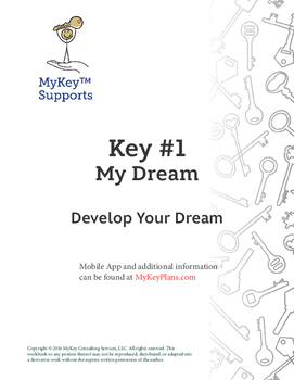 "Key #1 ""My Dream"" - My Transition Portfolio"