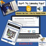 Key #9: My Culminating Project- Interactive Google Slides