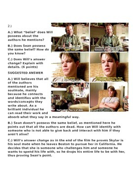 Key Components of Culture in Sociology Using Good Will Hunting Movie