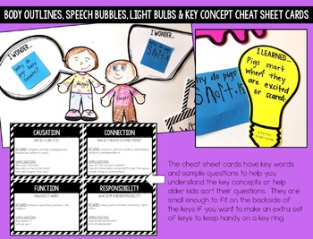 Key Concept & Questioning Packet