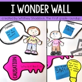 I Wonder Wall Bulletin Board