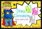 KEY CONCEPTS - PYP IB