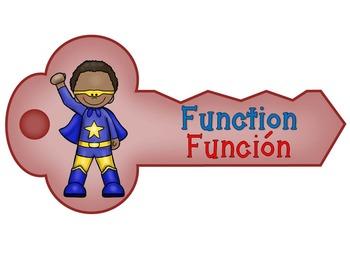 Key Concepts- Super Hero Bilingual IB PYP