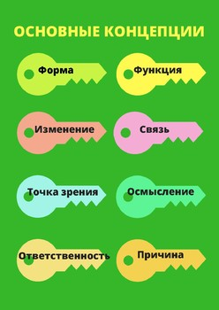 Key Concepts in Russian
