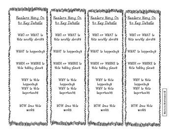 Key Details Bookmarks