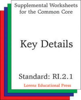 Key Details (CCSS RI.2.1)