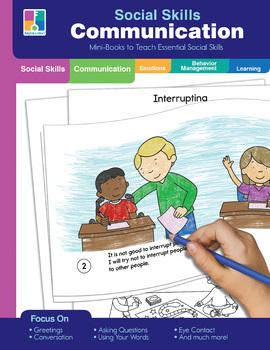 Key Education - Social Skills Mini-Books Communication, 64 Pages