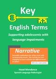 Key English Terms: Narrative Vocabulary