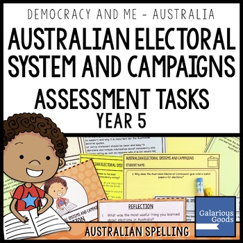 Key Features of Australian Electoral System Assessment (Year 5 HASS)