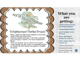 Key Figures of the Enlightenment Project