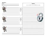 Key Ideas & Summary Graphic Organizer