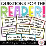 Key Ideas and Details - Questions to Ask While Reading