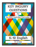 Key Inquiry Questions for the English Australian Curriculum (NSW)