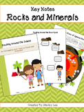 Rocks and Minerals {Third Grade}