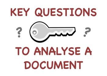 Key Questions flashcards