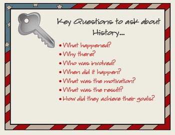 Key Questions to Ask Poster