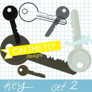 Key Set 2 {CU OK}