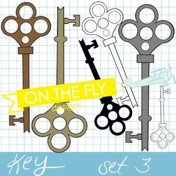 Key Set 3 {CU OK}