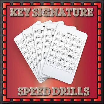 Key Signature Drills - Bass Clef