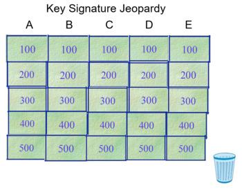 Key Signature Jeopardy