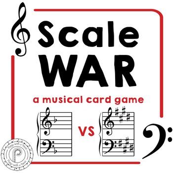 Key Signature Music Card Game