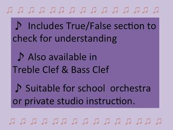 Key Signatures 1 in ALTO CLEF