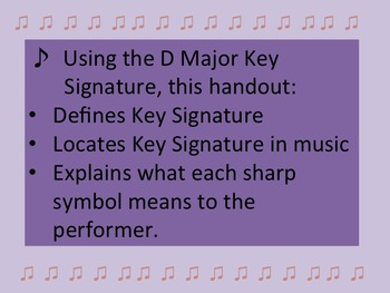Key Signatures 1 in BASS CLEF