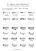 Key Signatures And Scales - Worksheets 6-8