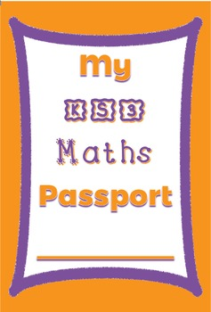 Key Stage 3 Maths Passport for the UK Curriculum