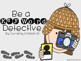 Key Word Detectives