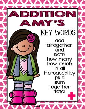 Math Key Word Kids