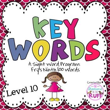 Fry's Sight Words 801-900