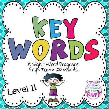 Fry's Sight Words 901-1000