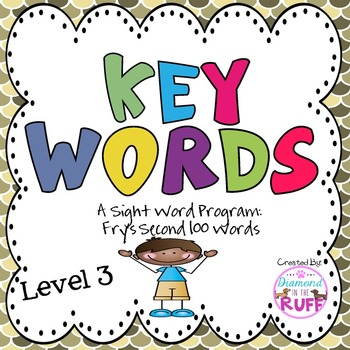 Fry's Sight Words 101-200
