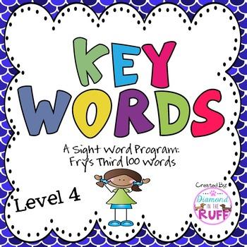 Fry's Sight Words 201-300