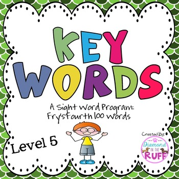 Fry's Sight Words 301-400