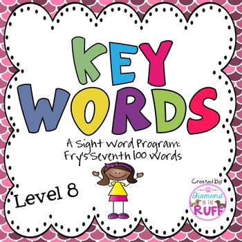 Fry's Sight Words 601-700