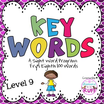 Fry's Sight Words 701-800