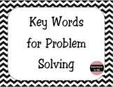 Key Words for Math