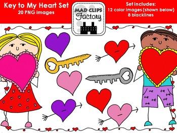 Key to My Heart Set