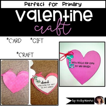 Heart craftivity